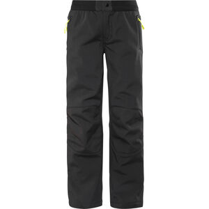 Meru Brest Softshell Pants Kinder black black