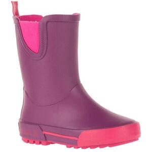 Kamik Rainplay Rubber Boots Kleinkind dark purple/rose dark purple/rose