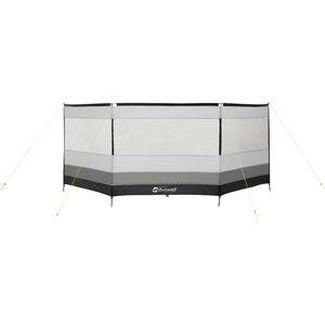 Outwell Windscreen Premium Round grey/black