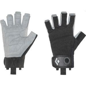 Black Diamond Crag Half-Finger Gloves black