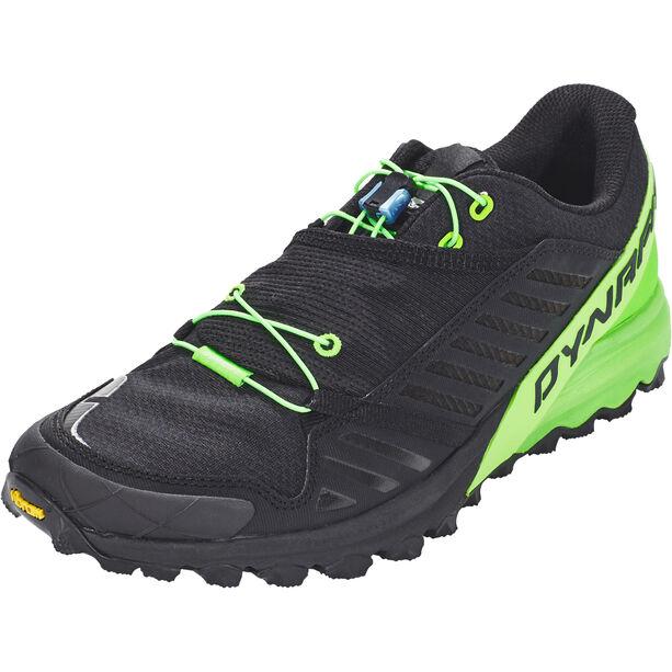 Dynafit Alpine Pro Shoes Herren black/dna green