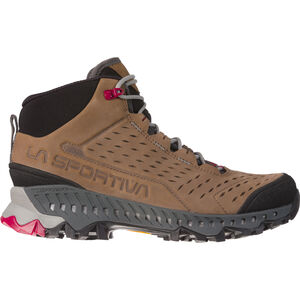 La Sportiva Pyramid GTX Shoes Damen taupe/beet taupe/beet