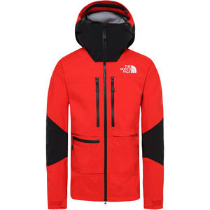 The North Face L5 Jacke Herren fiery red/tnf black fiery red/tnf black