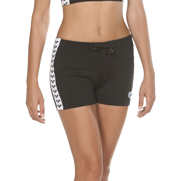arena Lorella Team Shorts Damen black/white/black