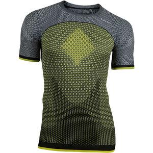 UYN Running Alpha OW SS Shirt Herren tonic yellow/sleet grey tonic yellow/sleet grey