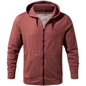 Craghoppers NosiLife Tilpa Hooded Jacket Herren red earth marl red earth marl
