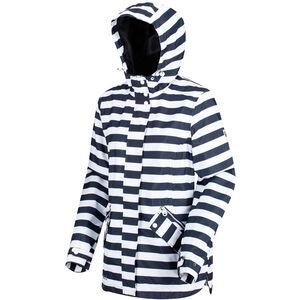 Regatta Basilia Jacket Damen navy stripe navy stripe