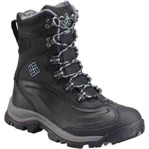 Columbia Bugaboot Plus III Omni-Heat Shell Boots Damen black/dark mirage black/dark mirage