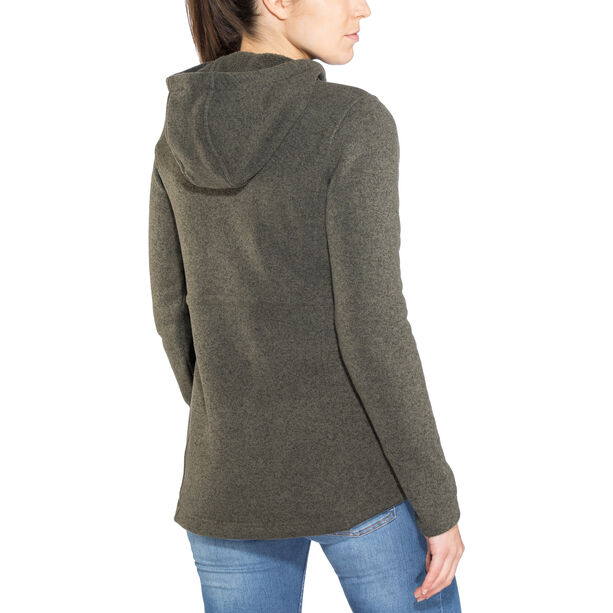 The North Face Crescent Parka Damen new taupe green heather
