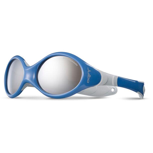 Julbo Looping III Spectron 4 Sunglasses 2-4Y Kinder blue/gray-gray flash silver