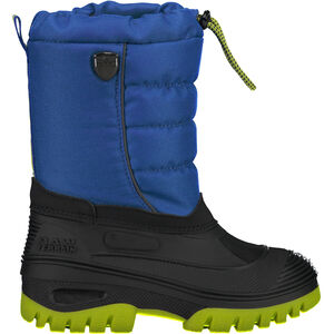 CMP Campagnolo Hanki Snow Boots Kinder river/lime green river/lime green