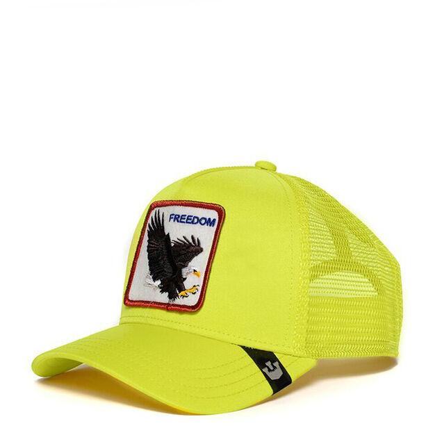Goorin Bros. Freedom Trucker Cap yellow