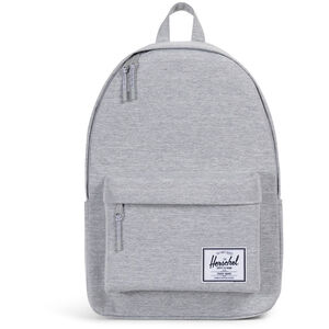 Herschel Classic X-Large Backpack light grey crosshatch light grey crosshatch