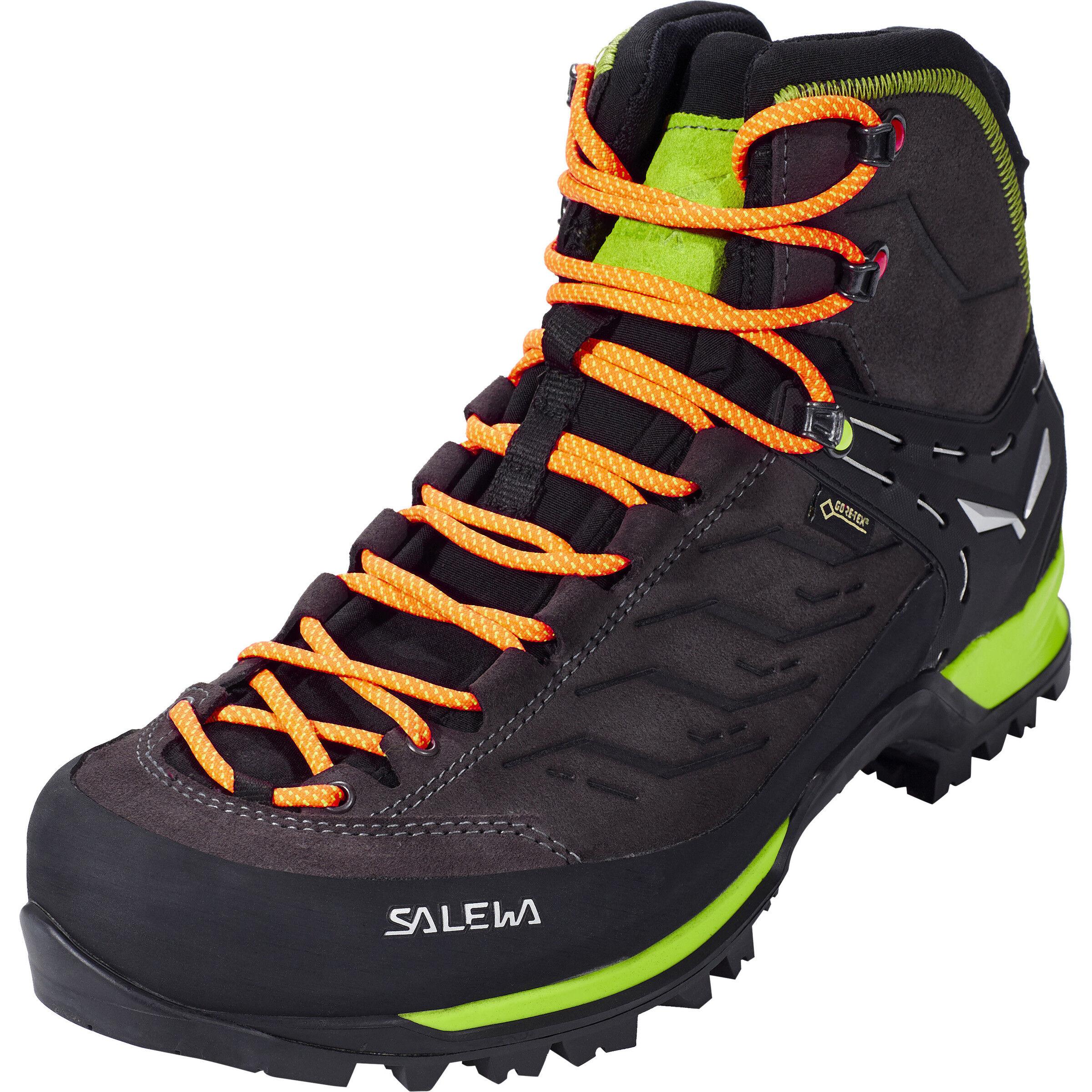 Herren MTN spring SALEWA Mid Trainer blacksulphur GTX Shoes QrshdBtCx