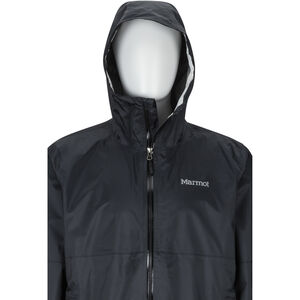 Marmot PreCip Eco Plus Jacket Herren black black