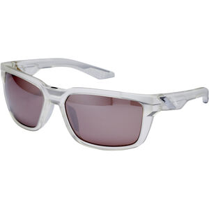 100% Daze Hiper Mirror Glasses translucent crystal clear translucent crystal clear