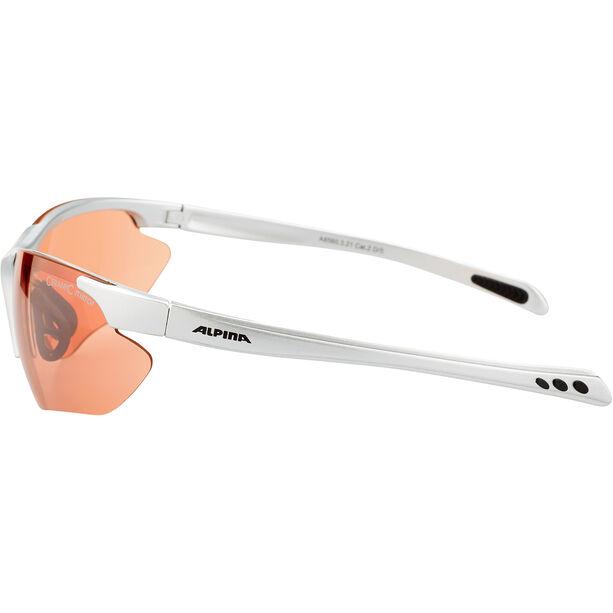 Alpina Jalix Glasses silver-black