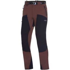 Directalpine Mountainer 5.0 Pants Herren brown/black brown/black