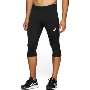 asics Silver Knee Tights Herren performance black performance black
