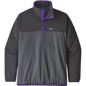 Patagonia Micro D Snap-T Pullover Herren forge grey forge grey