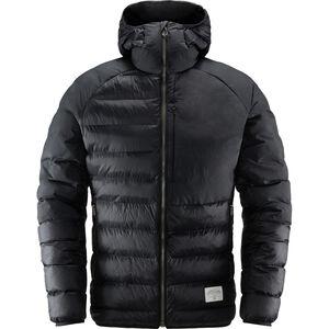 Haglöfs Dala Mimic Hood Jacket Herren true black true black