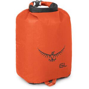 Osprey Ultralight DrySack 6 poppy orange poppy orange