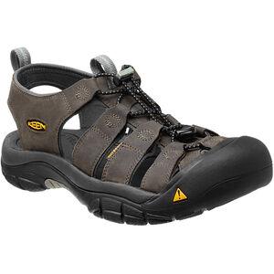 Keen Newport Sandals Herren neutral grey/gargoyle neutral grey/gargoyle