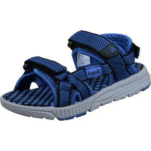Kamik Match Sandalen Kinder navy/blue navy/blue