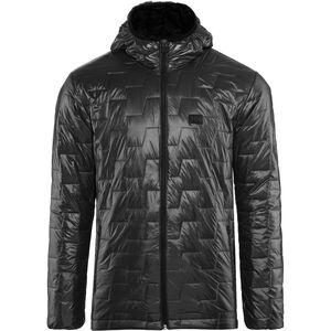 Helly Hansen Lifaloft Hooded Insulator Jacket Herren black matte black matte