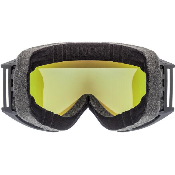 UVEX g.gl 3000 CV Goggles black mat/Colorvision blue fire