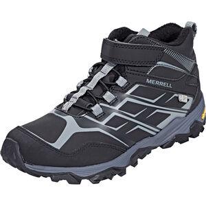 Merrell Moab Fst MID A/C Artic Shoes Kinder black black