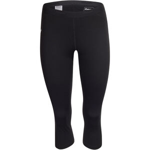Bergans Fjellrapp 3/4 Tights Damen black black