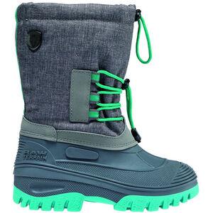 CMP Campagnolo Ahto WP Snow Boots Kinder asphalt melange asphalt melange