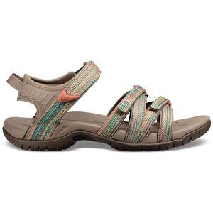 Teva Tirra Sandals Damen taupe multi