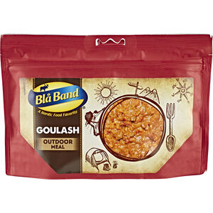 Bla Band Outdoor Mahlzeit Goulash