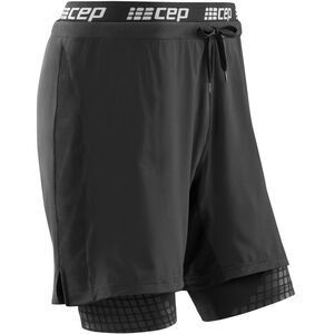 cep 2 In 1 Training Shorts Herren black black