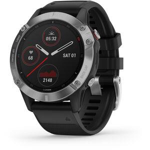 Garmin Fenix 6 Smartwatch black/silver black/silver