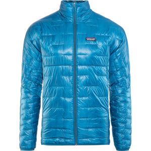 Patagonia Micro Puff Jacket Herren balkan blue balkan blue