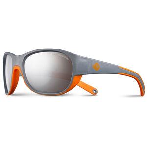 Julbo Luky Spectron 4 Sunglasses 4-6Y Kinder gray/orange-gray flash silver gray/orange-gray flash silver