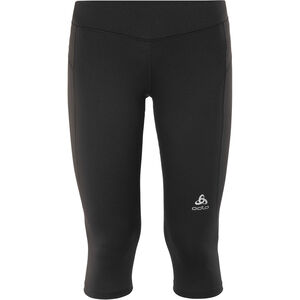 Odlo Sliq 3/4 Tights Damen black black