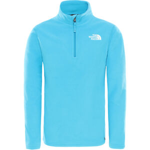 The North Face Glacier 1/4 Zip Kinder acoustic blue acoustic blue
