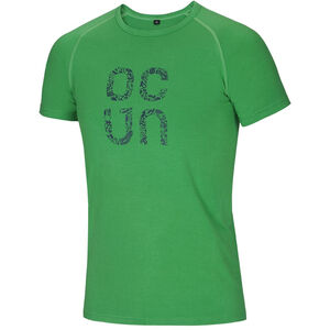 Ocun Bamboo Gear T-Shirt Herren spring green spring green
