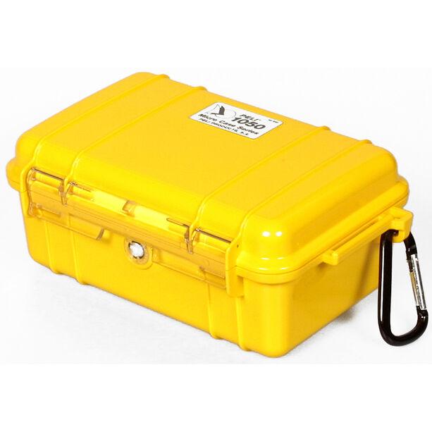 Peli MicroCase 1050 gelb