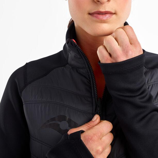 saucony Reversi Jacket Women black