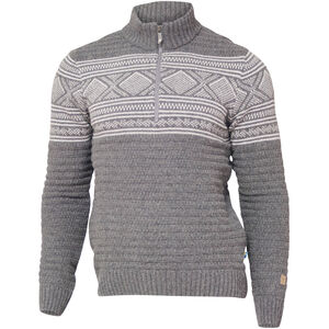 Ivanhoe of Sweden Mattis Half Zip Sweater Herren grey grey