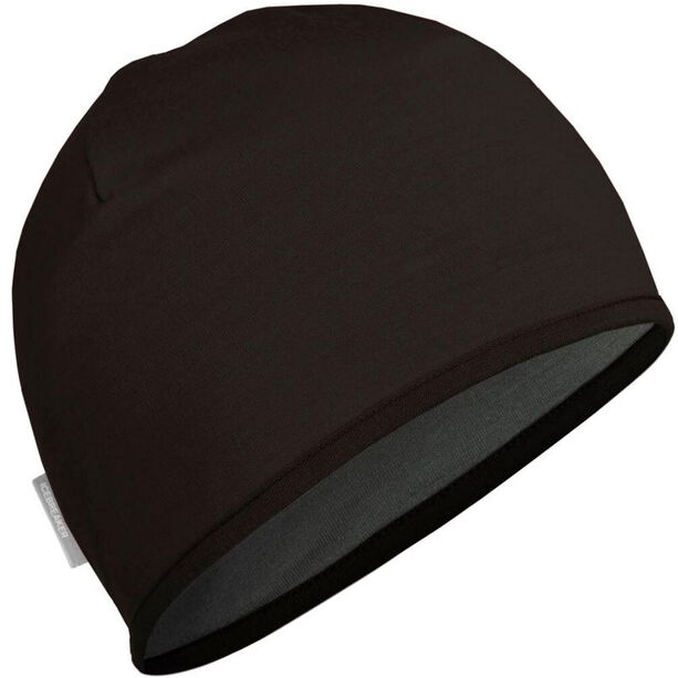Icebreaker Pocket Hat black/cargo