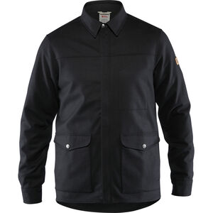 Fjällräven Greenland Re-Wool Shirt Jacke Herren black black