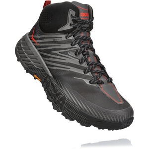 Hoka One One Speedgoat 2 GTX Mid-Cut Stiefel Herren anthracite/dark gull grey anthracite/dark gull grey