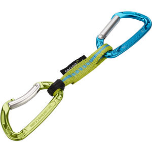 Edelrid Pure Slim Quickdraw Set 12cm oasis/icemint oasis/icemint