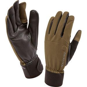 Sealskinz Shooting Gloves olive olive